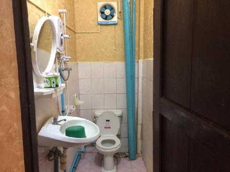 Bathroom Coconut Two In One Guesthouse