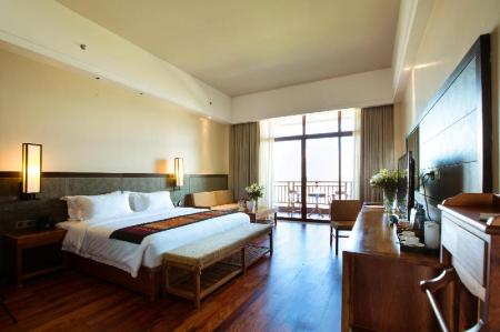 Superior City View Double Bed Landmark Mekong Riverside Hotel