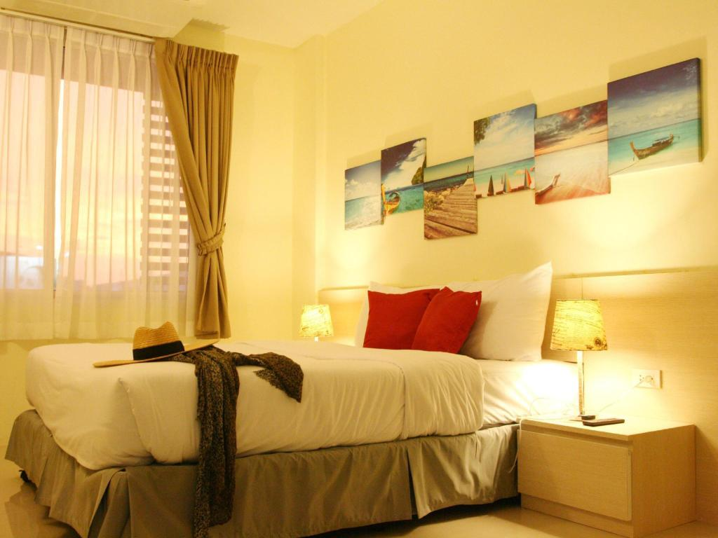 Budget Single Room - Room plan Apo Hotel