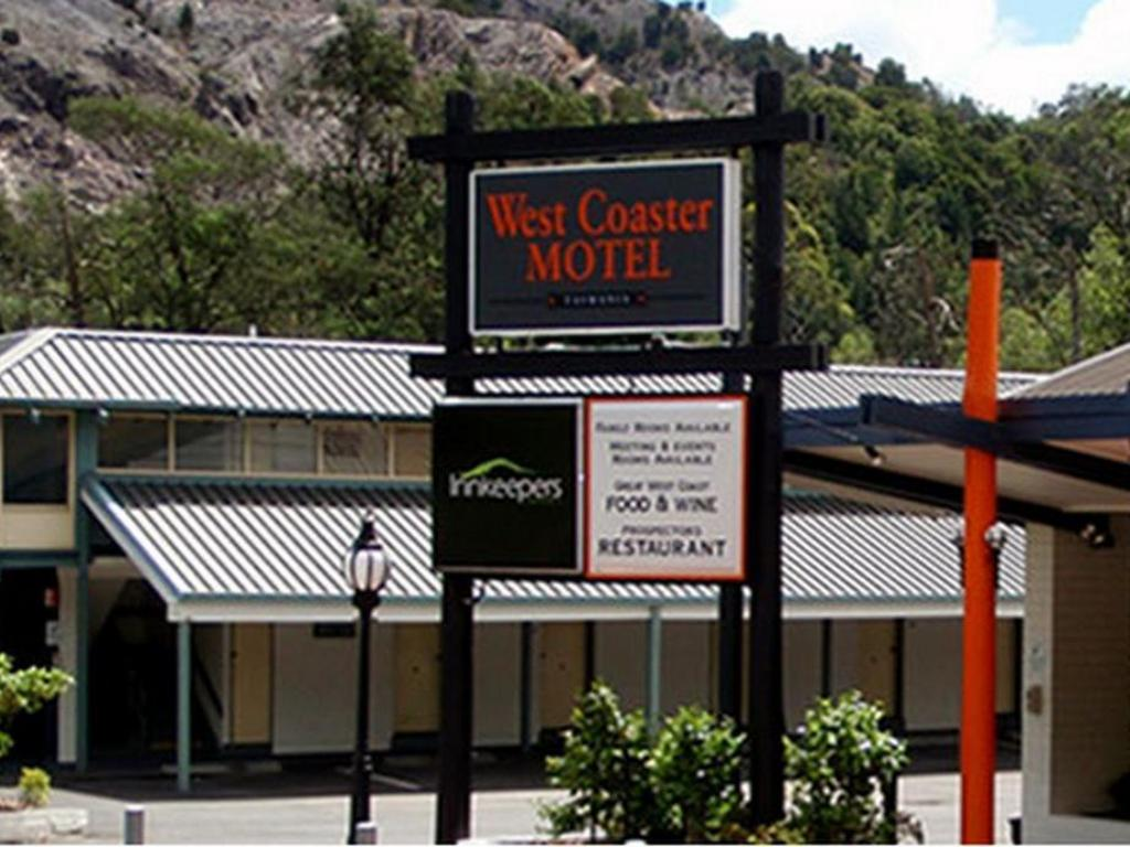 Hotellbygg West Coaster Motel