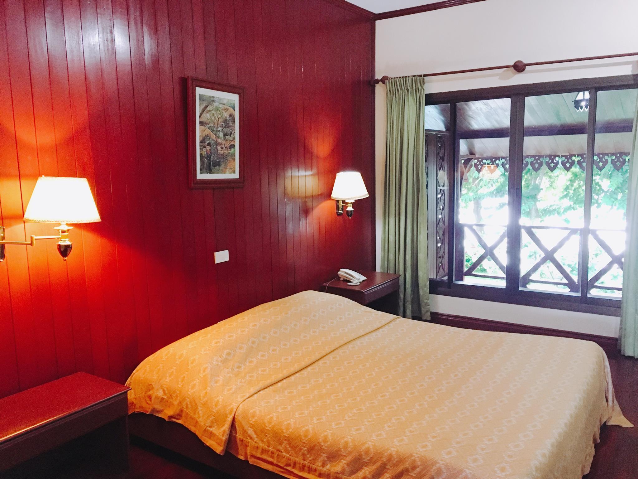 Vansana Nam Ngum Resort In Ban Keun