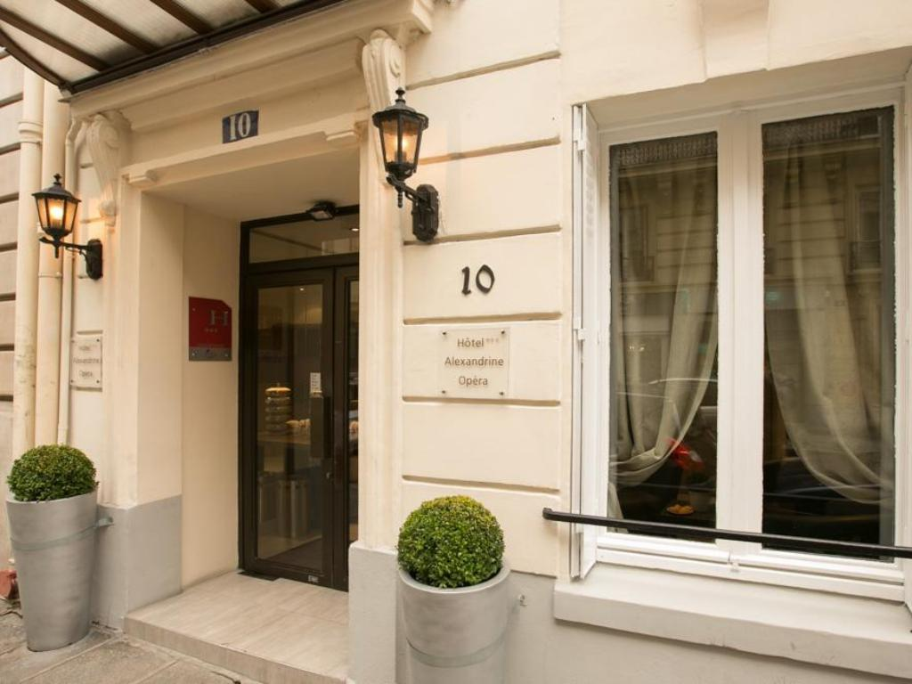 Alexandrine Opera Hotel in Paris - Room Deals, Photos & Reviews