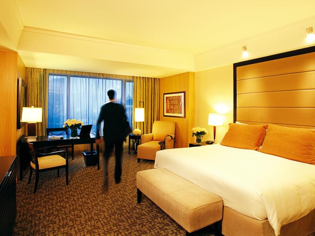 Superior Hot Deal - Gastenkamer InterContinental Beijing Financial Street
