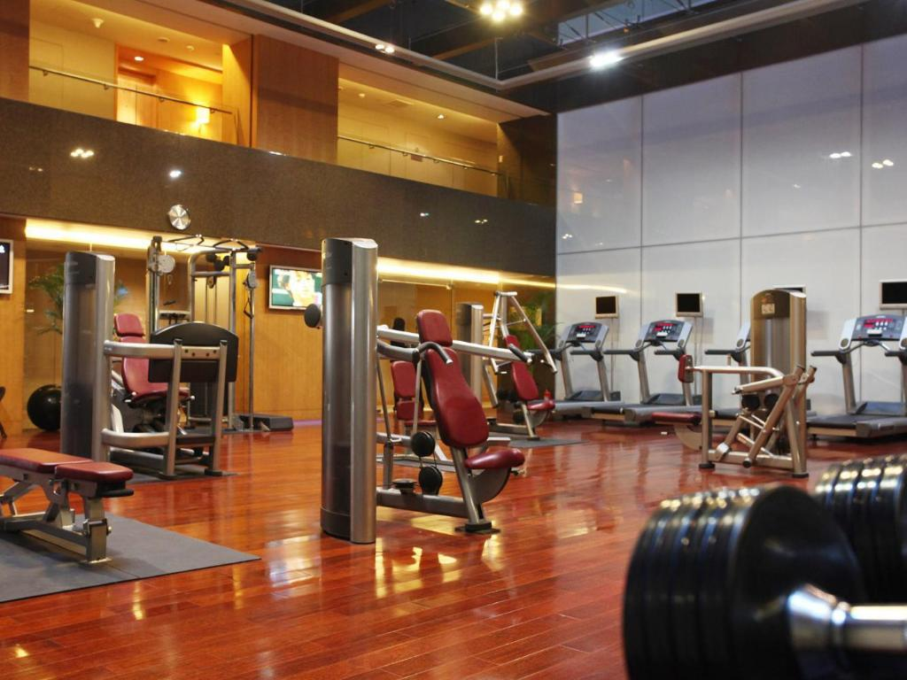 fitnesscentrum InterContinental Beijing Financial Street