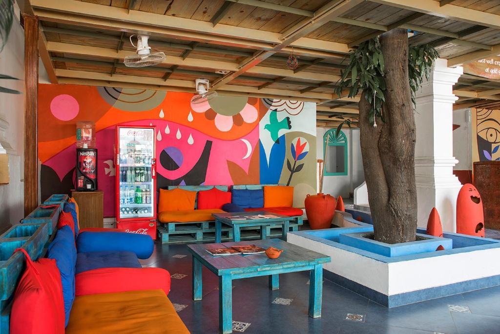 Pirache Art Hotel Goa India