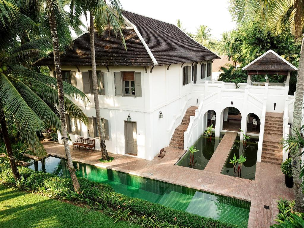 Satri House Secret Retreats Luang Prabang Ab 106 Agodacom