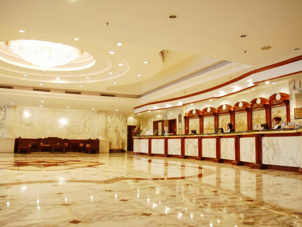 Lobby Guangdong Victory Hotel