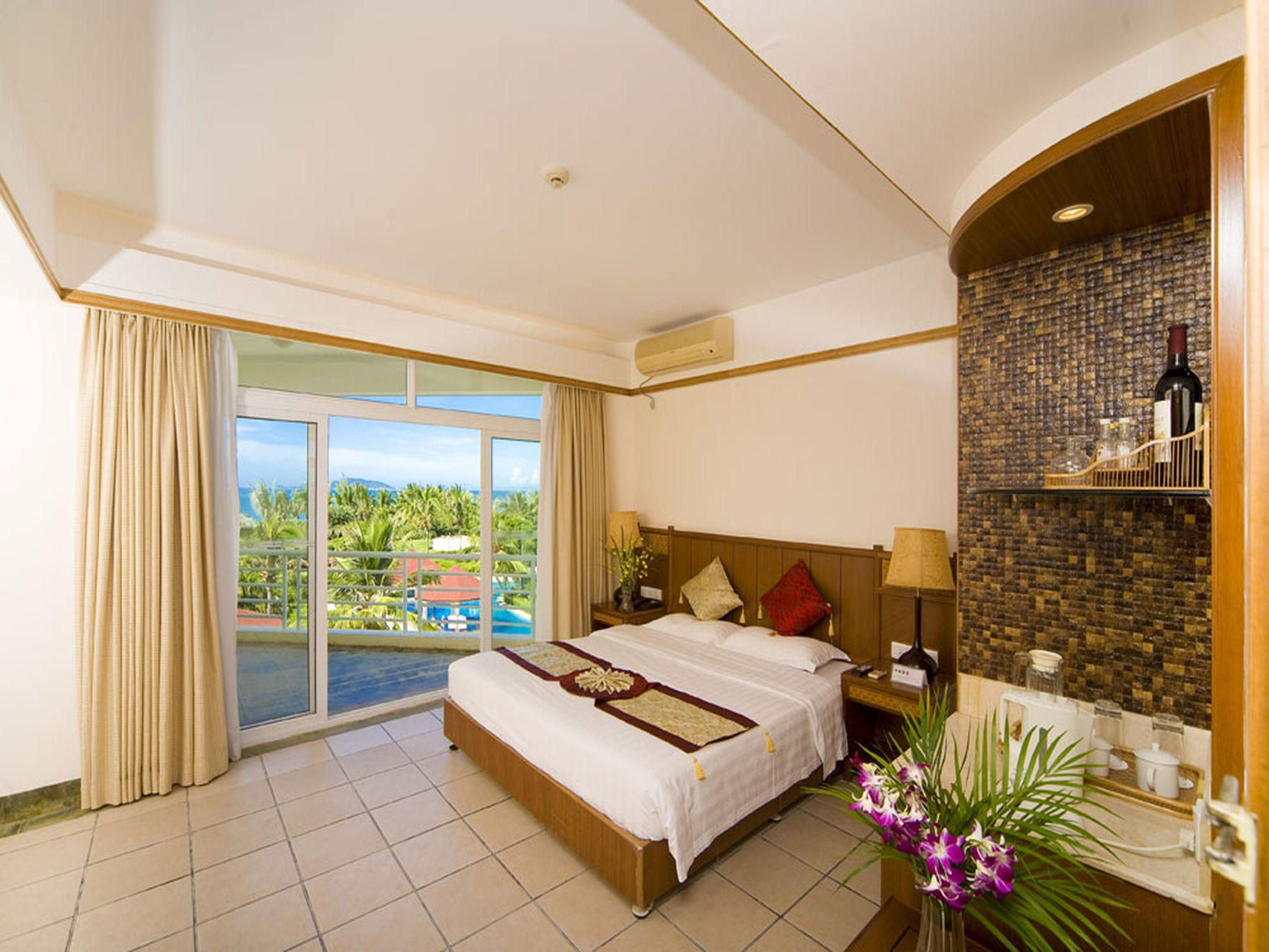 sanya bay tianfuyuan resort