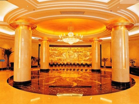 Foyer Golden Jade Sunshine Hotel