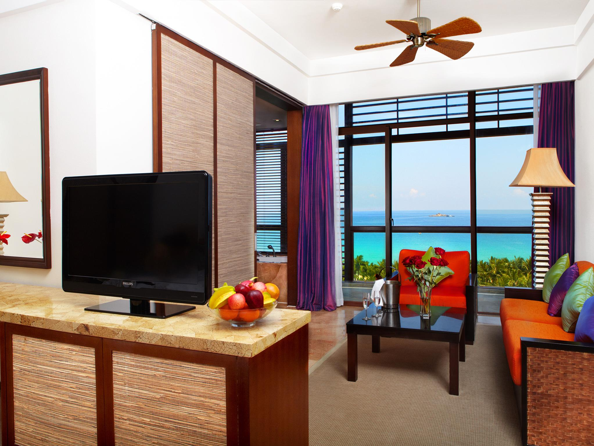 Elegant Sea View Mini Suite