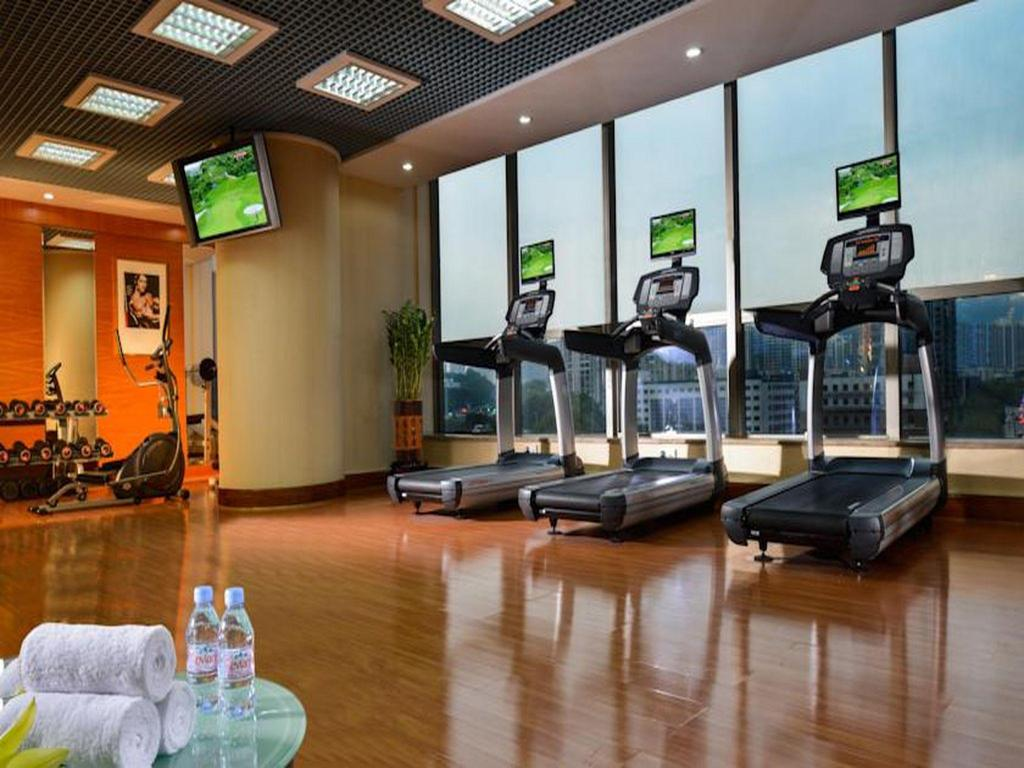 fitness centrum Shenzhenair International Hotel