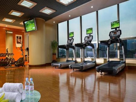Fitness center Shenzhenair International Hotel