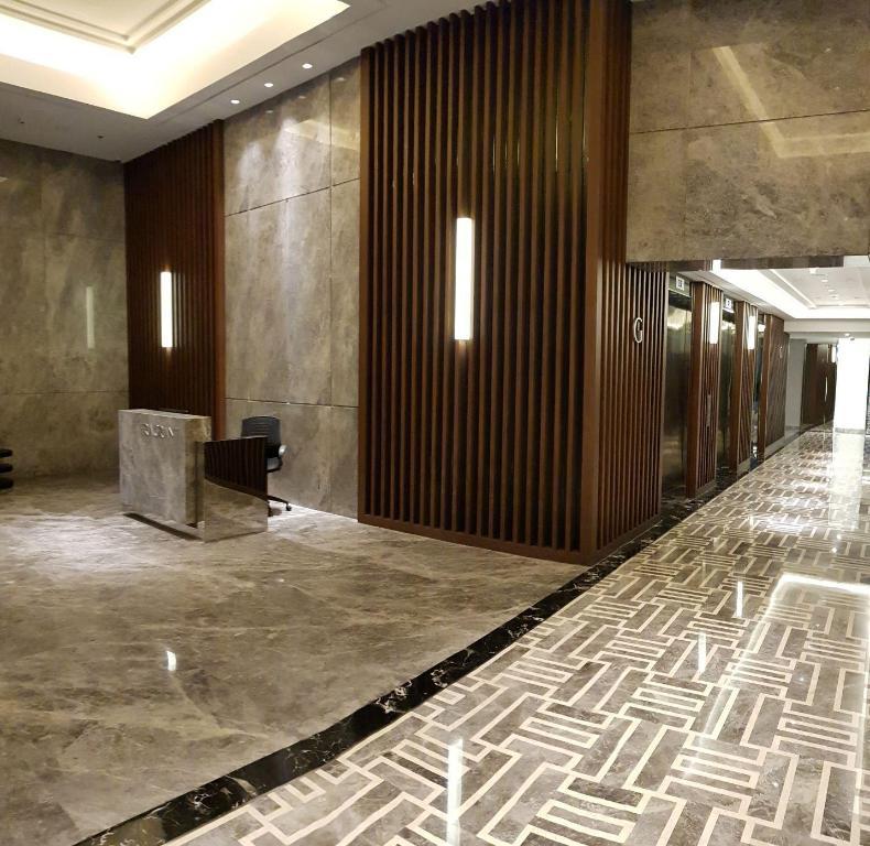 Lobby Apartemen Taman Anggrek