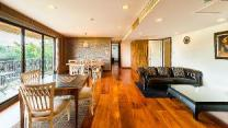 170sqm 4 bedroom, 3 private bathroom Apartament in Malul marii Hua Hin