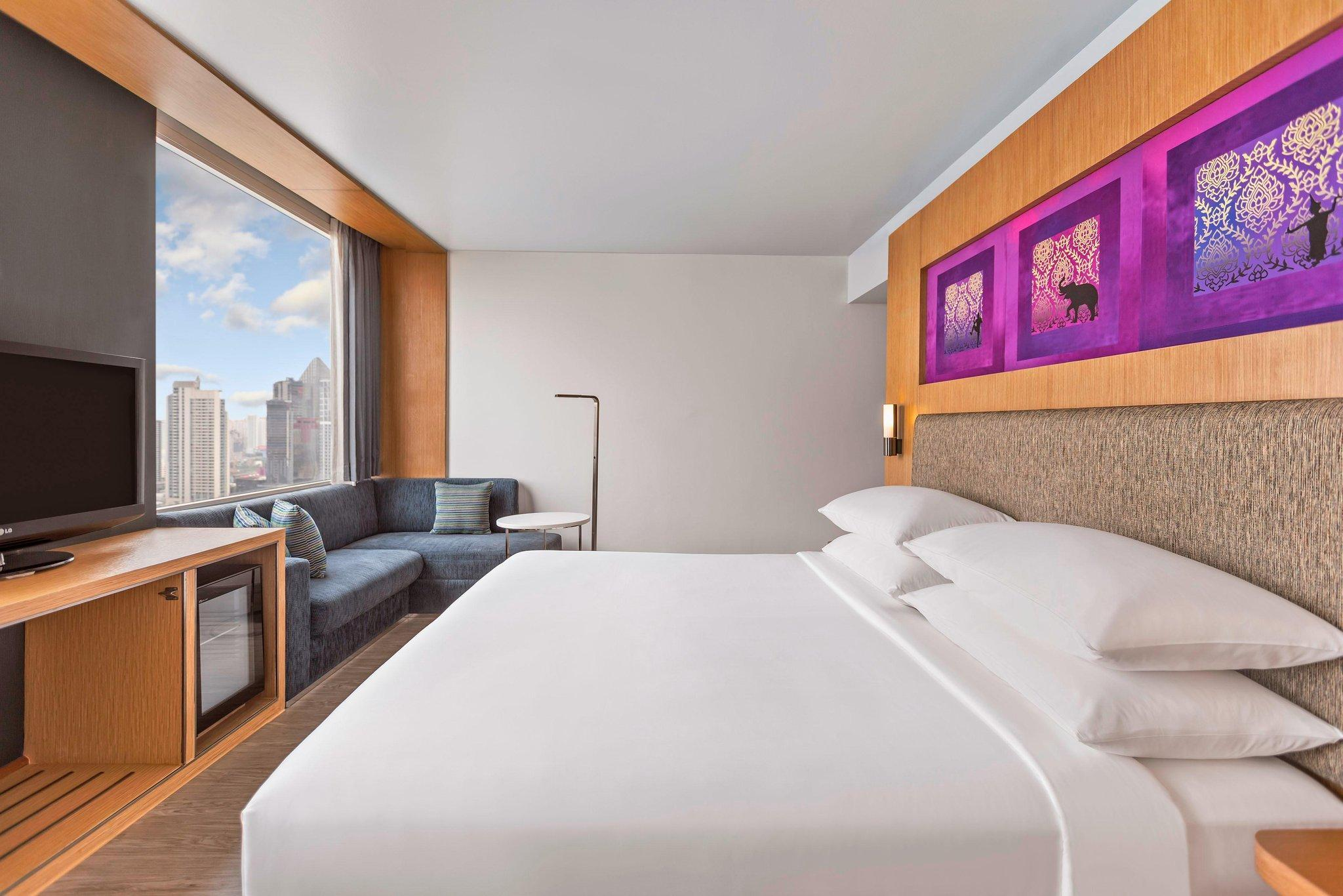 Urban King, Guest room, 1 King, City view