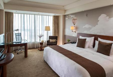 Superior King Room - Bed Shenzhenair International Hotel