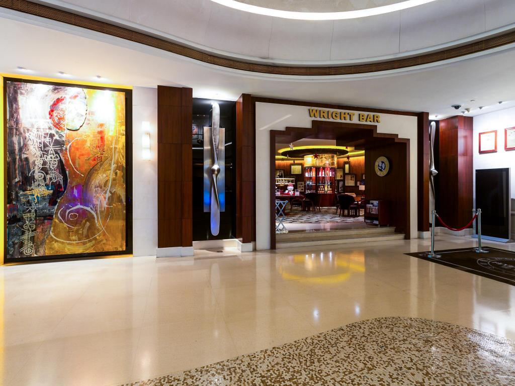 Lobby Shenzhenair International Hotel