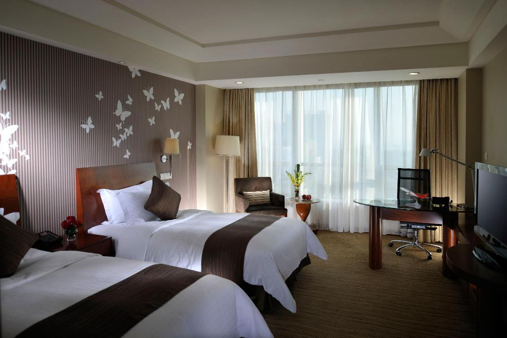 Superior Twin Room - Bed Shenzhenair International Hotel