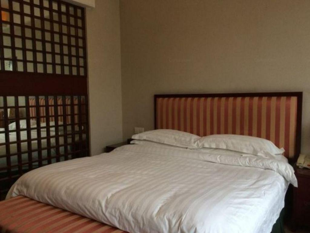King Bed - Bed JI Hotel Suzhou Branch