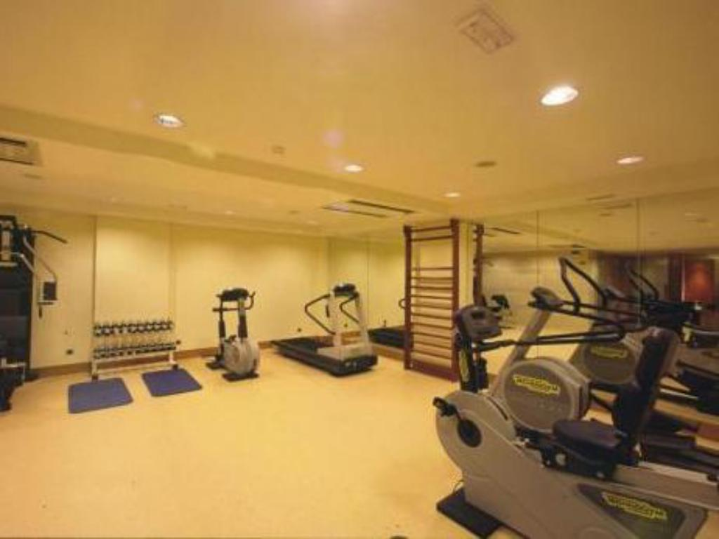 Fitness center Hotel Marques De Pombal