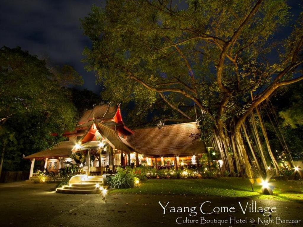 More about Yaang Come Village Hotel