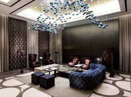 Lobby Paradise Hotel and Casino Busan