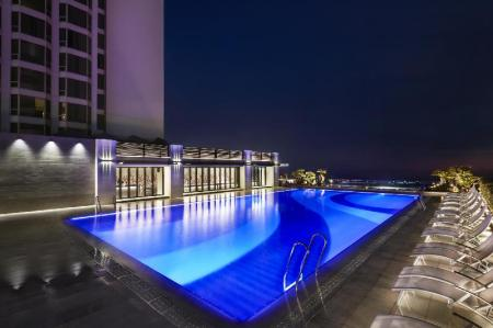 Swimming pool [outdoor] Paradise Hotel and Casino Busan