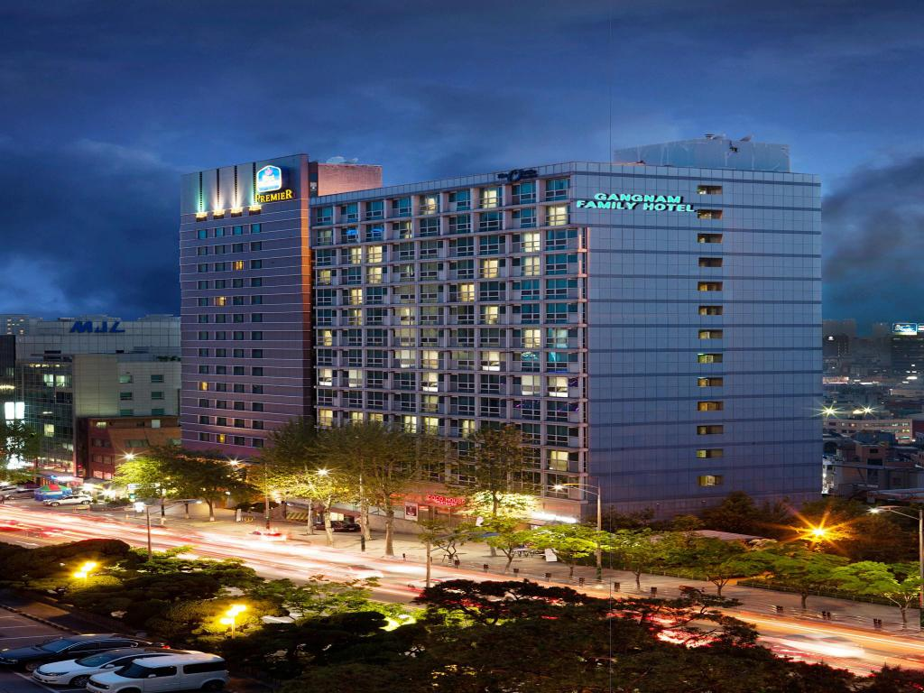More about Gangnam Family Hotel