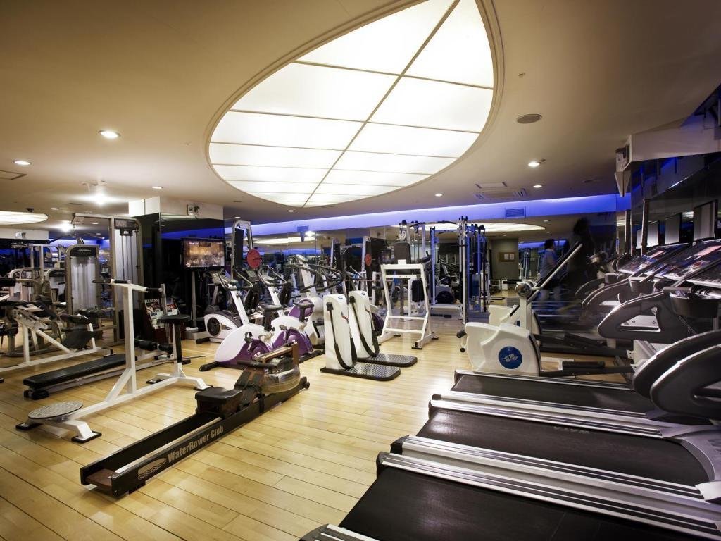 Fitness center Provista Hotel Gangnam