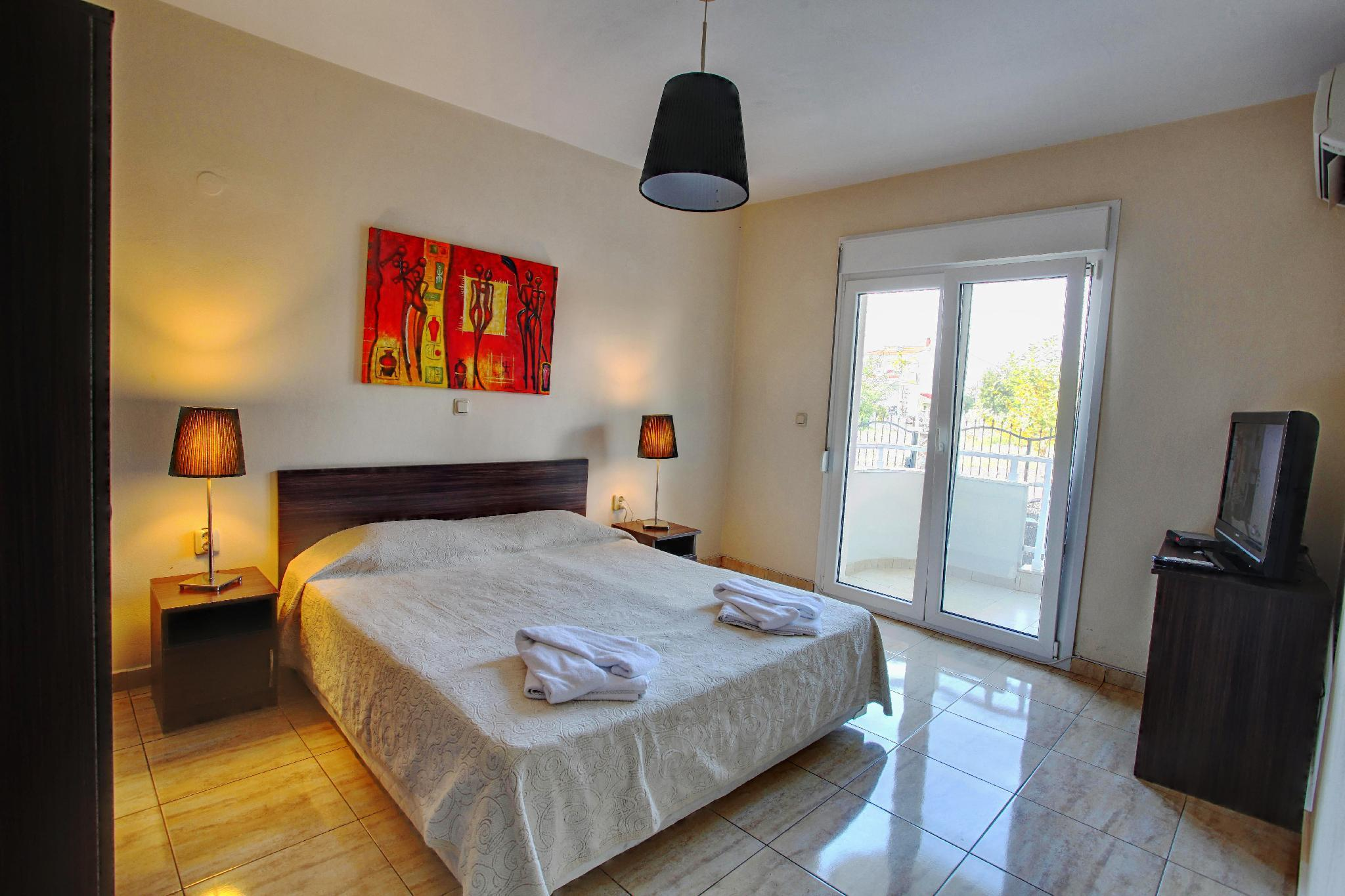Apartamento com 1 quarto (One Bedroom Apartment)