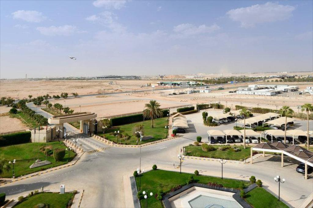 Riyadh Airport Marriott Hotel Arab Saudi Mulai Dari Rp
