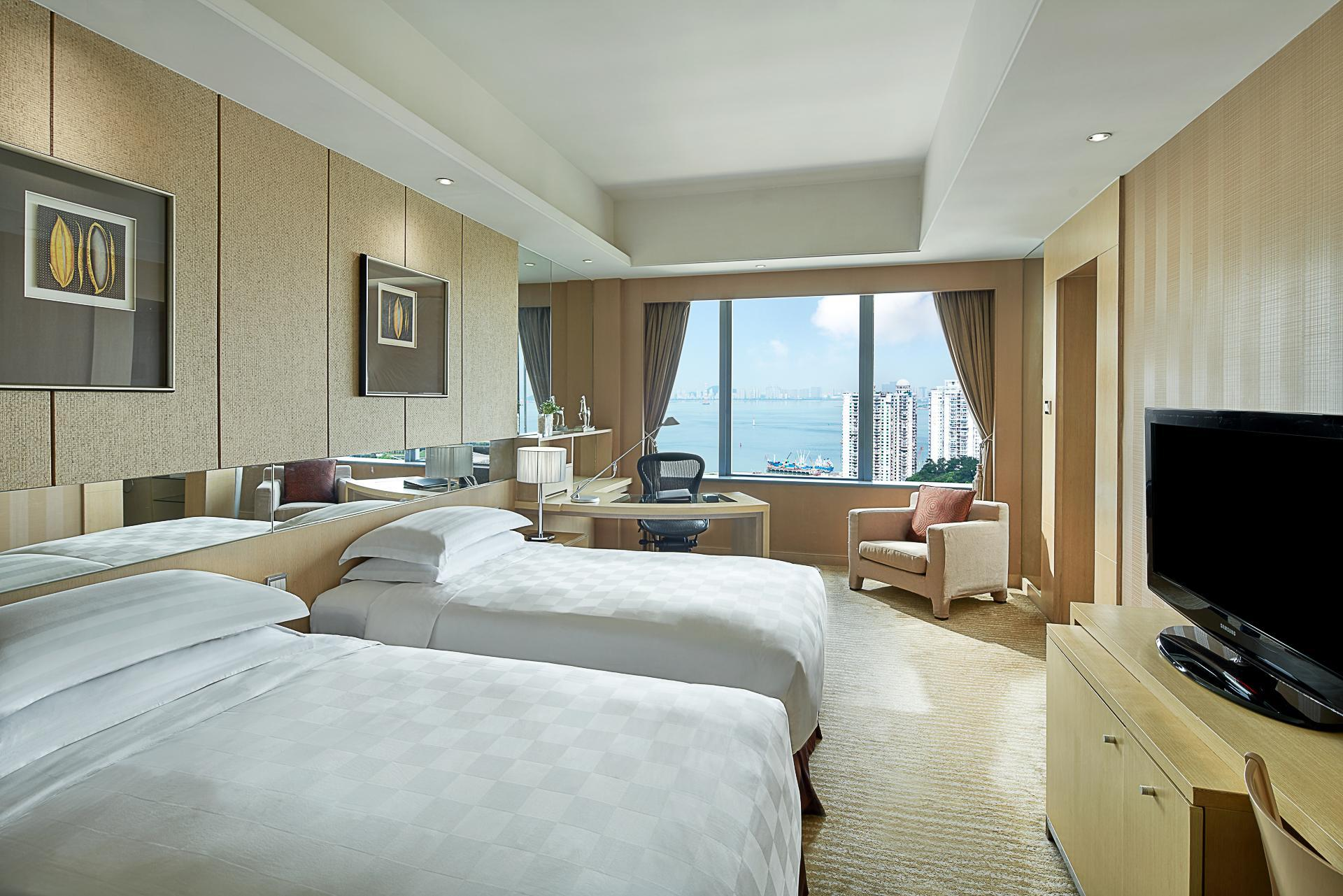 Pacific Club Twin Room