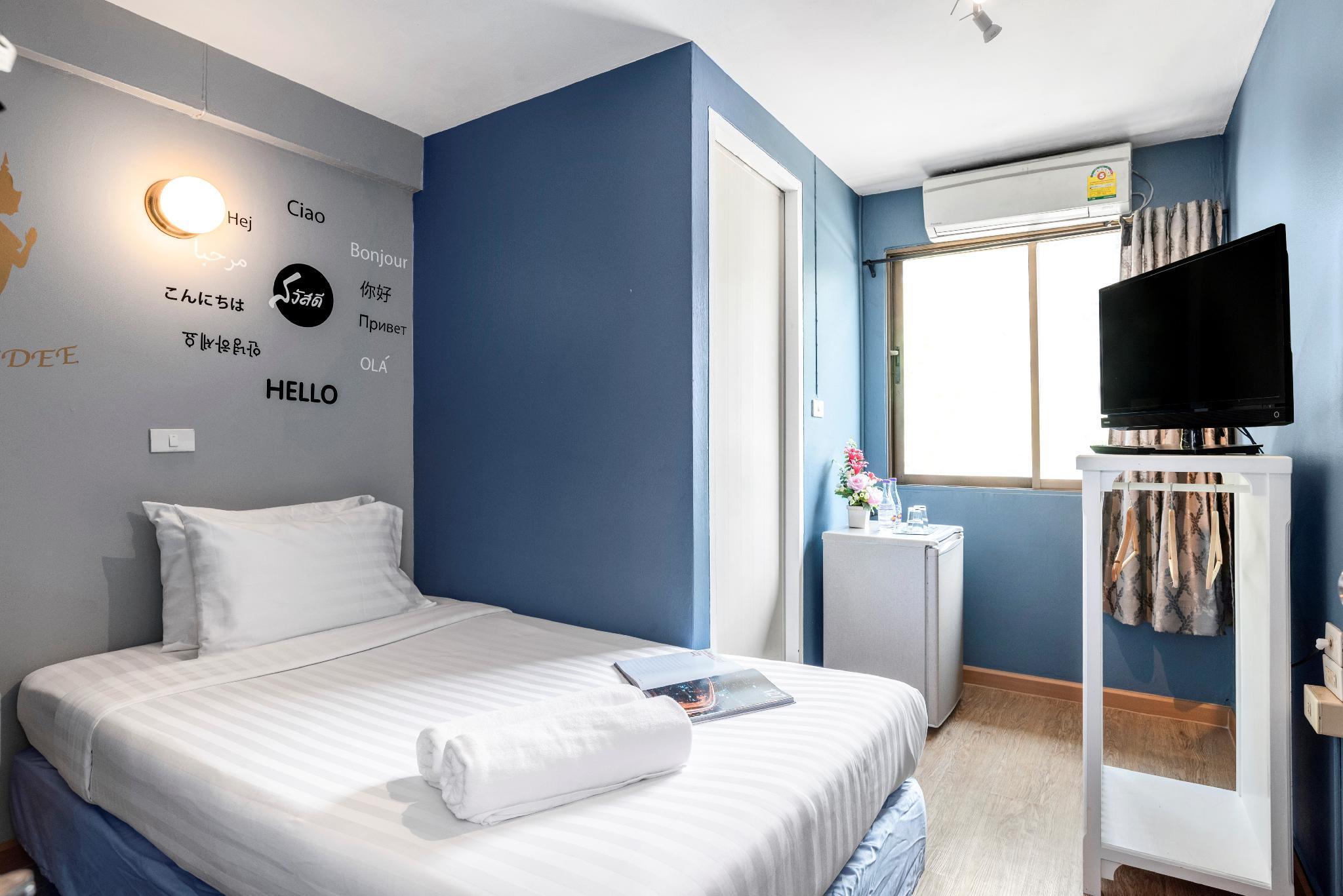 61376bac1b1f348ac2b69e0a06851fd9 - Hotel Budget di Kawasan Khao San Road Pilihan Backpacker