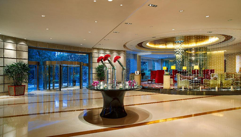 Lobby Sofitel Xian on Renmin Square
