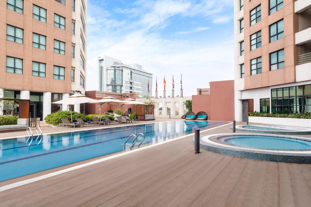 Somerset Grand Hanoi Serviced Residences ...