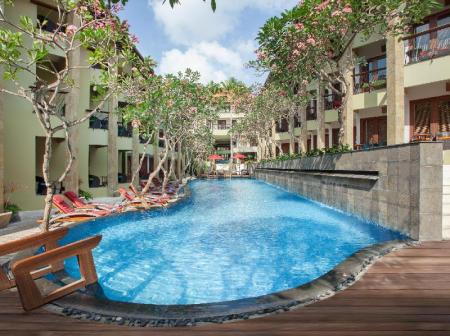 Swimming pool [outdoor] Ibis Styles Bali Legian