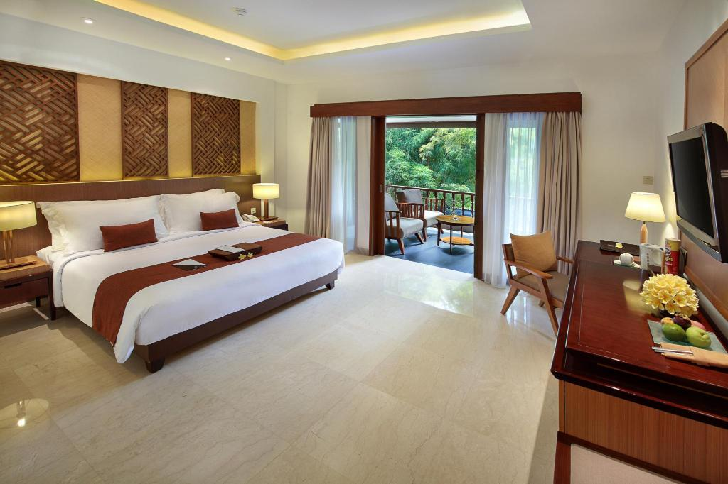Superior - Room plan Bali Niksoma Boutique Beach Resort