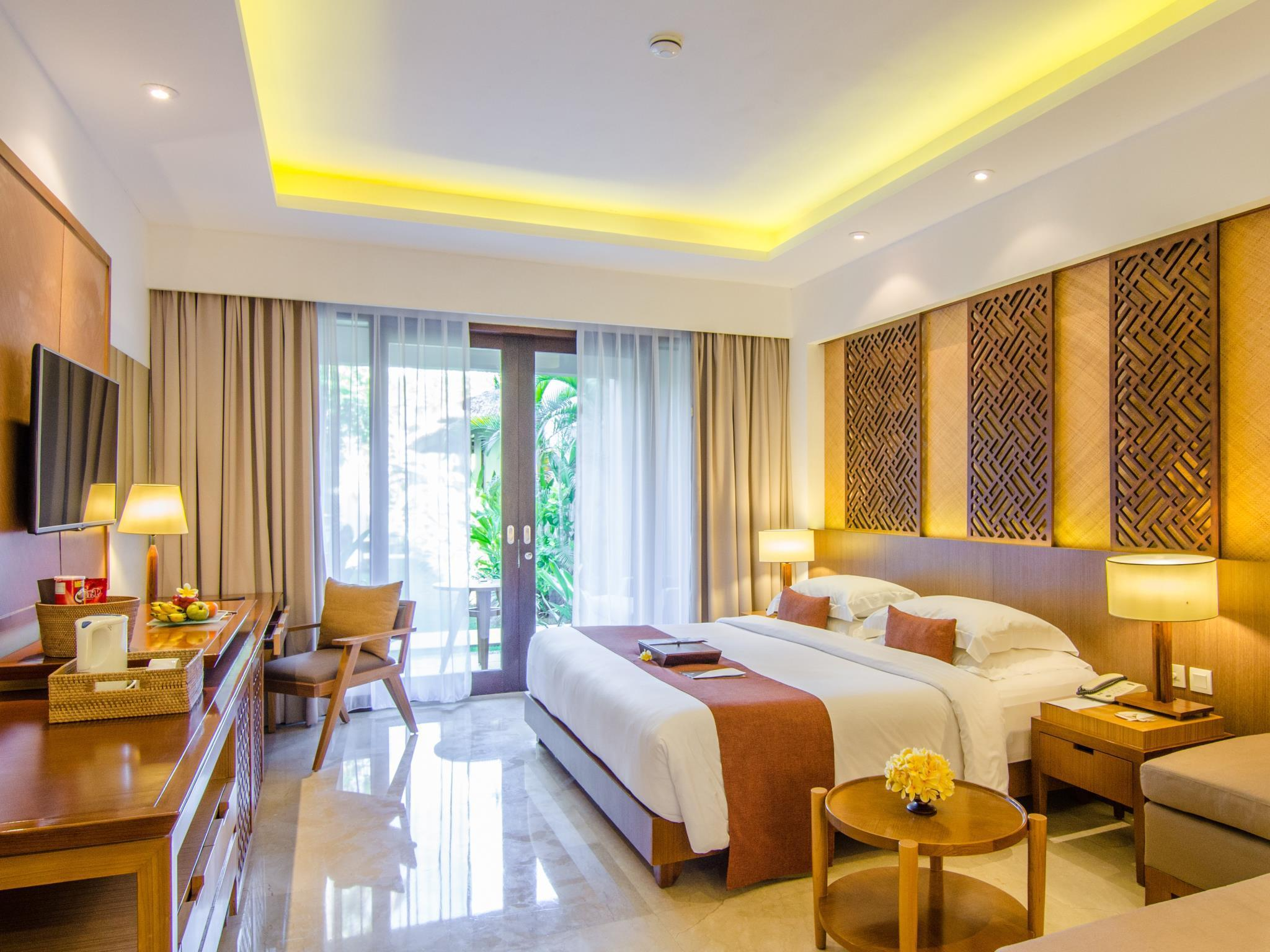 Kamar Deluxe dengan Ranjang Single dan Sarapan (Deluxe Room Single with Breakfast)