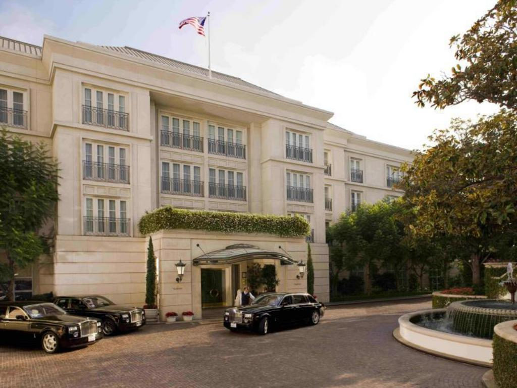 ذا بينينسولا بيفرلي هيلز (The Peninsula Beverly Hills)
