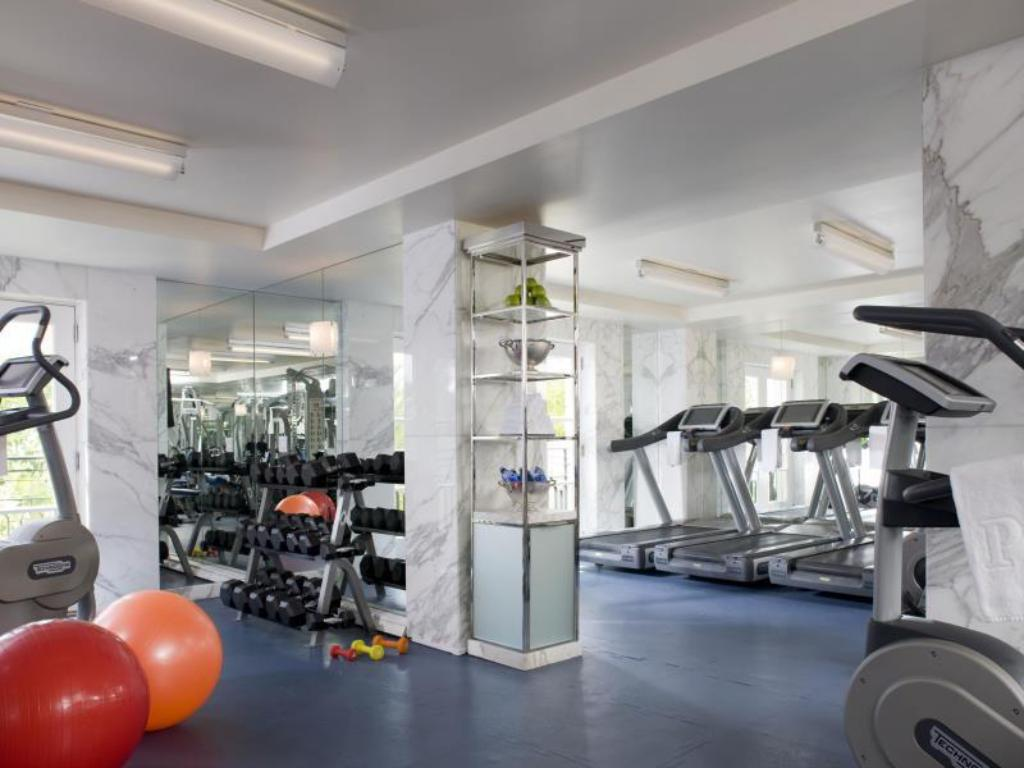 gimnasio The Peninsula Beverly Hills