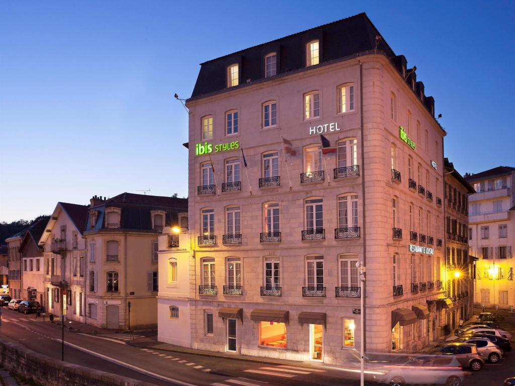More about Ibis Styles Bayonne