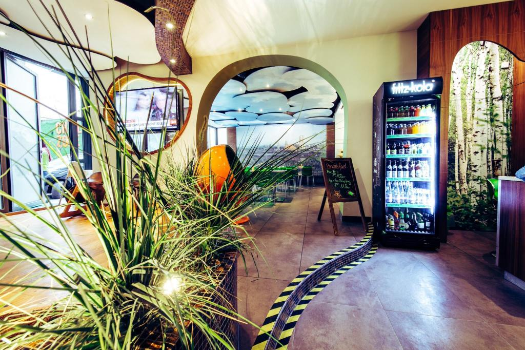 Lobby Hotel Cocoon Stachus