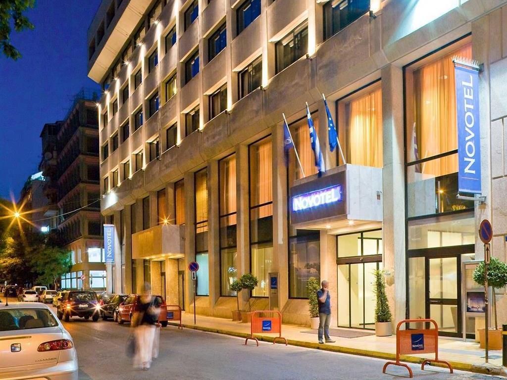 More about Novotel Athens Hotel