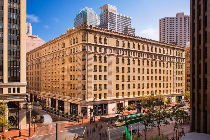 koppla upp platser i San Francisco