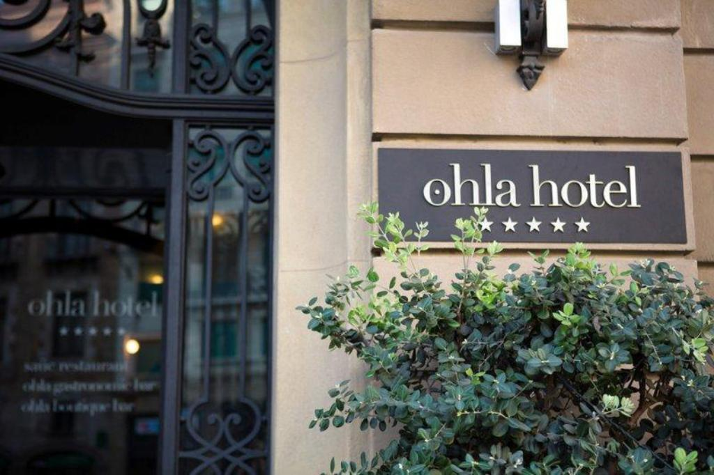 More about Ohla Barcelona Hotel