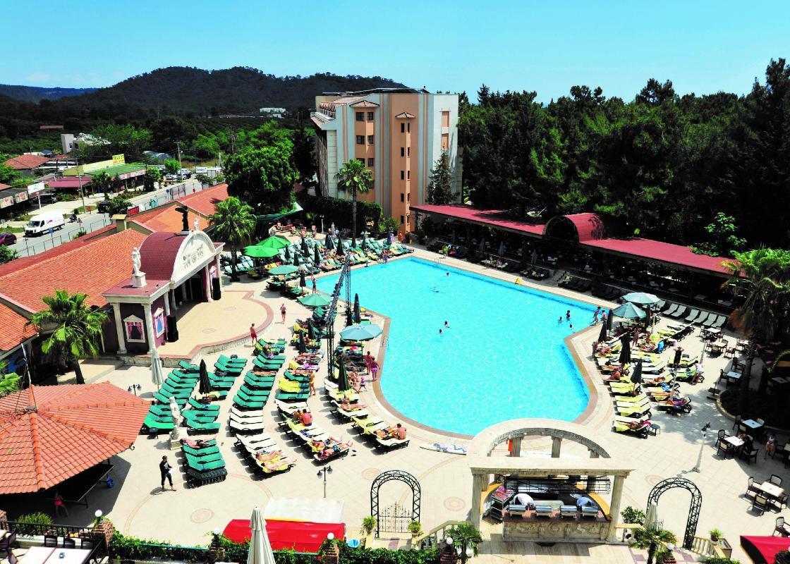 Armas Kaplan Paradise Hotel Kemer Deals Photos Reviews