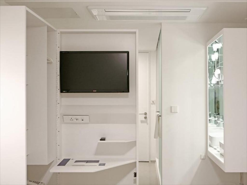 Standard - 1 Double - Guestroom Small House Big Door Hotel