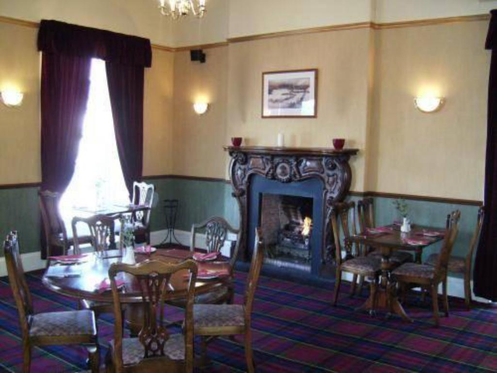 Vista interior Kintore Arms Hotel