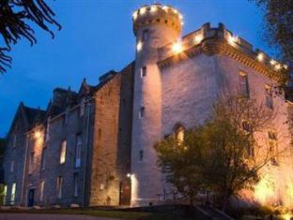 More about Tulloch Castle Hotel