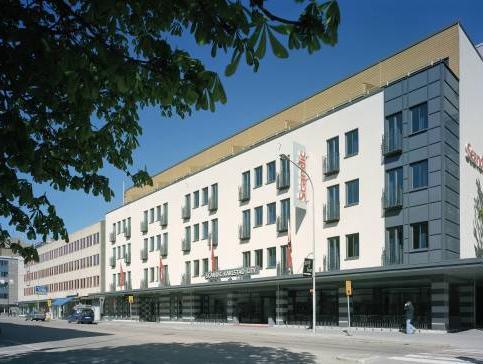 hotell drottninggatan karlstad